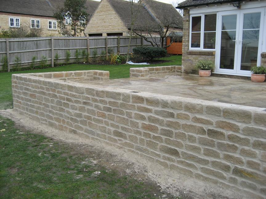 Image Result For Stone Fence
